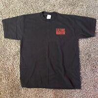 Vintage Single Stitch Alore Culture Warrior T-Shirt Men's Size Large