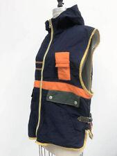 â• 80s Vintage Color Block parka vest : Jacket shirt rave jnco jeans pants 90s