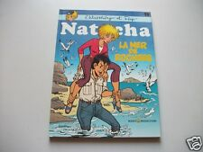 BD Natacha - N°19 - La Mer Des Rochers - EO - Walthery