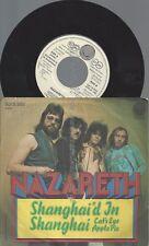 "7""NAZARETH--SHANGHAI'D IN --AUSTRO MECHANA--VERTIGO"