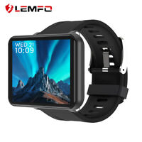 Lemfo LEMT smartwatch Android 7.1 3+32G GPS video call podomètre Heart rate
