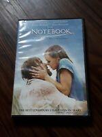 The Notebook (DVD, 2005) Ryan Gosling, Rachel McAdams