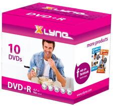 100 Xlyne Rohlinge DVD+R 4,7GB 16x Jewel Case SONDERPOSTEN