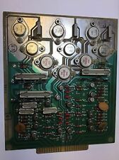 BRIDGEPORT INTERACT SERIES 1 MILLING MACHINE PCB Part num. A 018568