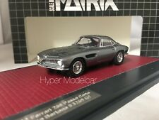 MATRIX SCALE MODELS 1/43 Ferrari 250 GT Berlinetta Sharknose Grey  MX50604-092