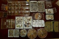 FINEST FLY COLLECTION OF THE CATSKILLS ADIRONDACKS DETTE BETTERS WULFF COME SEE