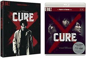 CURE [Kyua] [Masters of Cinema] Dual Format (Blu-ray and DVD)[Region 2]