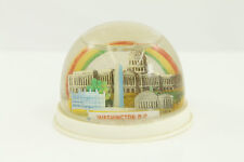 Vintage Washington Dc Souvenir Travel Tourism Snow Globe Dome