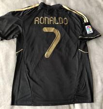 Real Madrid Away Football Shirt 2011/2012 Ronaldo 7 Men's Large