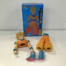 Banpresto Dragonball Z Super Saiyan Son Goku Gold Hair Soft Vinyl Figure #209