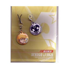Bleach Ichigo, Shinigami Screen Wiper Phone Strap New