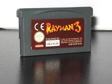 RAYMAN 3 GIOCO USATO SOLO CARTUCCIA PER GAMEBOY ADVANCE EDIZIONE ITALIANA PG527