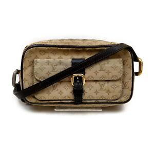 Louis Vuitton LV Shoulder Bag M92218 Juliette Olive Monogram Mini lin 1729825