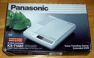 Panasonic KX-T1461 Easa-Phone Automatic Telephone Answering System / Machine