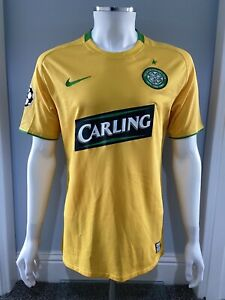 Match worn player issue Celtic Shirt.