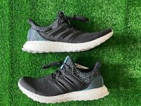 Adidas Ultra Boost 4.0 Parley Running Lifestyle Shoes Black F36190 Free Shipping