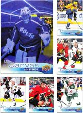 2016-17 UD Canvas **** PICK YOUR CARD **** From The Parallel SET