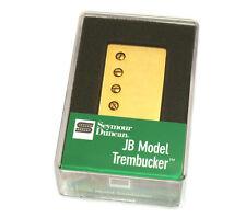 Seymour Duncan TB-4 JB Gold Cover Trembucker Bridge Pickup 11103-13-Gc