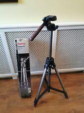 Hama Gamma 74 telescopic camera tripod full pan/tilt head