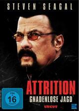 Attrition - Steven Seagal  DVD PAL NEW