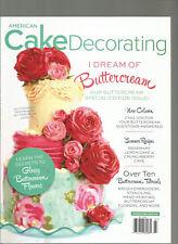 AMERICAN CAKE DECORATING MAGAZINE AUGUST 2018 ISSUE 415
