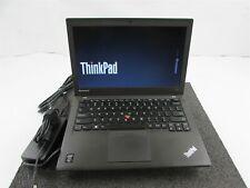 LENOVO THINKPAD X240 CORE I5-4300U 500GB HDD 8GB RAM NO O.S