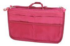 Organiseur / Pochette de rangement intérieur pour grand sac à main-  New Rose