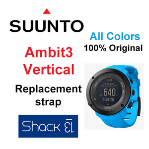SUUNTO Ambit3 Vertical STRAP BAND 100% Original ALL COLORS - NEW