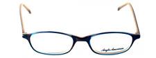 Anglo American British Grey Blue 282 Eyeglasses