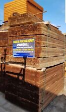 Pressure treated featheredge  board's 1.8mtr