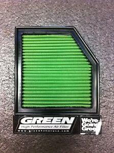 2013-2014 Dodge Dart Green Air Filter # 7221
