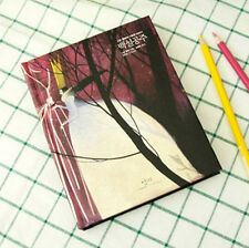 Snow White by Brothers Grimm Unique Illustration Hard Cover Korean Book