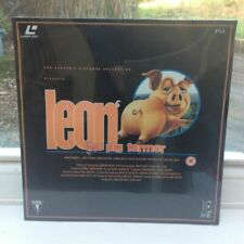 Leon The Pig Farmer & UK Laserdisc Cat Ee1006