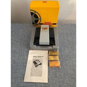 Vintage Kodak Presstape Universal Splicer 8mm /Super 8 / 16 mm NO. D 550