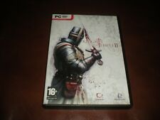 JEU PC KNIGHTS OF TEMPLE II - VERSION ESPAGNOLE SPANISH GAME