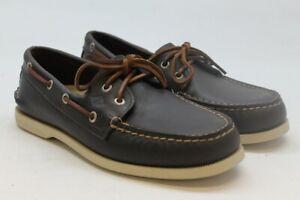 Sperry Topsider Authentic Original Men's Brown Boat Shoe (ZAP6502)