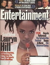 Lauryn Hill Entertainment Weekly Oct 1998 Swing Music Donny and Marie Osmond