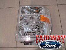 08 thru 19 Econoline Van OEM Genuine Ford Headlamp Headlight w/ Bulbs LEFT LH