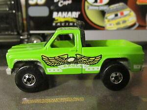 Vintage 1977 Mattel HOT WHEELS; CHEVY Pick-Up Truck'; Good Condition!;