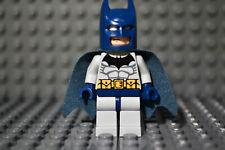 Lego DC Comics Batman Minifigure Blue Suit Original Authentic set 7787