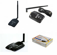 Wireless USB Adapter 150 Mbps RP SMA AR9271L Atheros Alfa Network AWUS036NHA New