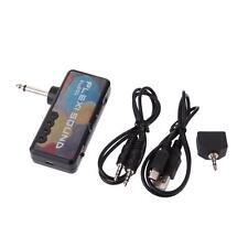 Mini Plug Guitar Headphone Amplifier AMP USB Rechargeable Plexi Sound Portable
