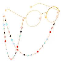Women Glasses Chain Sunglasses Necklace Eyeglass Lanyard Eye wear Accessories