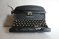 Antique Remington Quiet Typewriter -  Excellent Working Condition