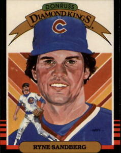 1985 Donruss Baseball Cards 1-220 +Rookies - You Pick - Buy 10+ cards FREE SHIP