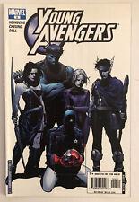 Young Avengers #6 - 1st App Stature - Marvel Comics