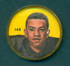 1963 CFL NALLEY'S FOOTBALL COIN #148 BILL MUNSEY EX-NM B C LIONS UNIV Minnesota