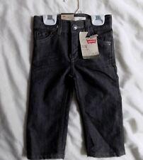 NWT LEVI'S 514 Straight Jeans Infant Boy 18 Months MRP $38 Straight Leg Slim Fit