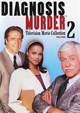 Diagnosis Murder: Television Movie Collection 2 [New DVD] 2 Pack