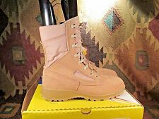 Belleville 340A HOT Weather FLAME  RESISTANT Combat Boot Size 10.5 R made in USA
